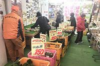 200125春日町本通り餅つき大会02
