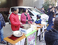 200111富士見台本町通り鏡開き02